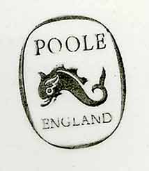 Poole map plate 2 (mark)