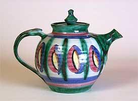 Tintagel teapot