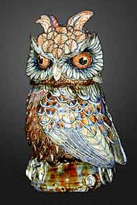 Burnham Smith owl