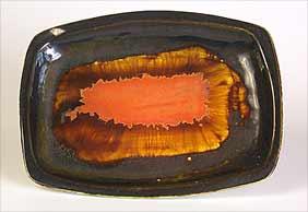 Rectangular Leaper dish