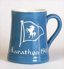 Rainham marathon mug