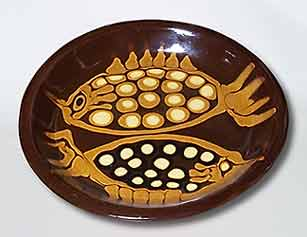 Solly fish plate