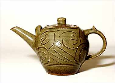 Wenford Bridge teapot