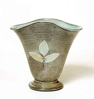 Fishley Holland vase