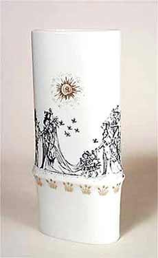 Rosenthal Peynet vase