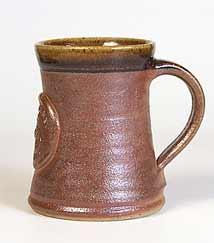 Muchelney millennium mug (side)