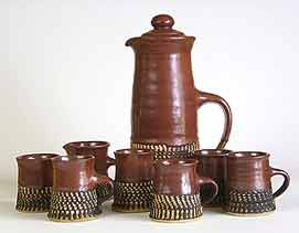 Ray Marshall coffee set