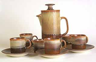 Iden coffee set