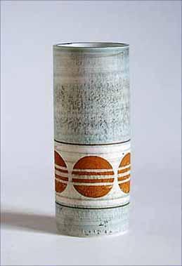 Troika cylinder vase