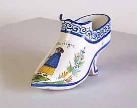 Quimper shoe