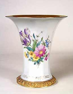 Rosenthal commemorative vase