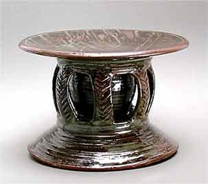 Michael Cardew stool
