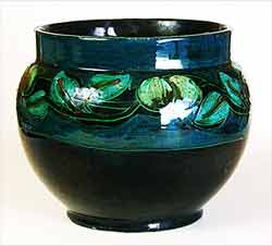 Decorated Wardle bowl