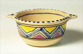 Collard bowl