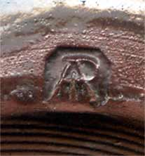Early Aylesford pot (mark)