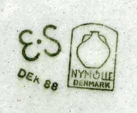 Nymølle plate (mark)