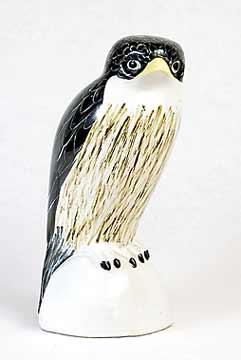 Rye Pottery bird