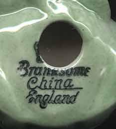 Branksome frog (mark)