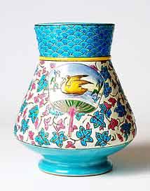 Pickman vase