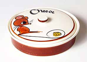Toni Raymond cheese dish