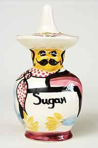 Toni Raymond sugar shaker