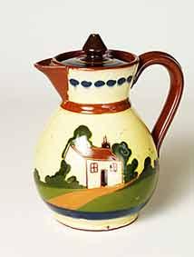 Aller Vale milk jug