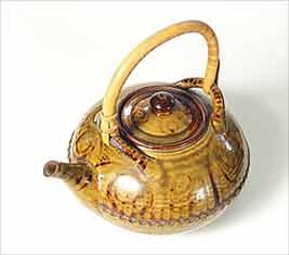 Large Danlami Aliyu teapot