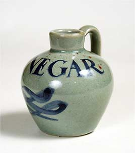 Donald Mills vinegar jug