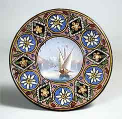 Thoune 'yacht' plate