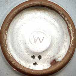 Wax-resist bowl (mark)