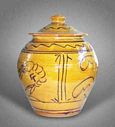 Bowen storage jar