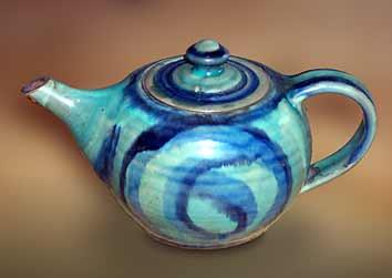 Springfield teapot