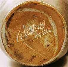 Fishley Holland quart jug (mark)