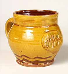 Bowen barrel mug