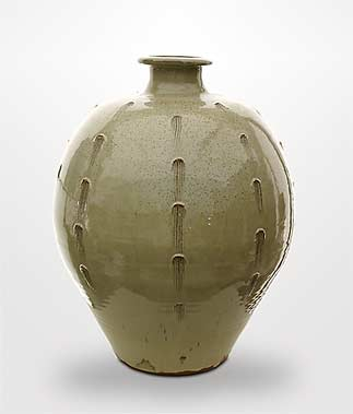 Phil Rogers vase