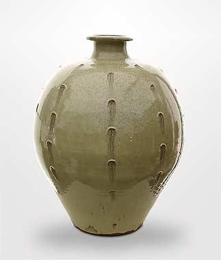 Phil Rogers vase