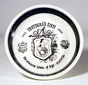 Mermaid Inn dish