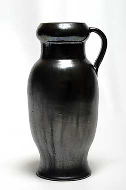 Handled Dicker vase