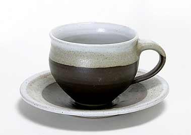 de Trey cup and saucer