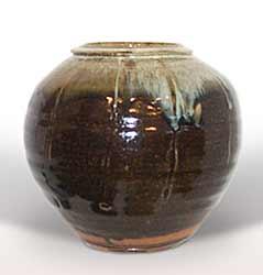 Round Dodd vase