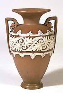 Silicon vase