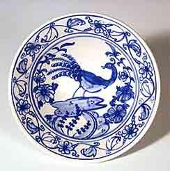 Donald Mills bowl