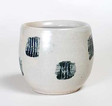 Porcelain Bill Marshall pot