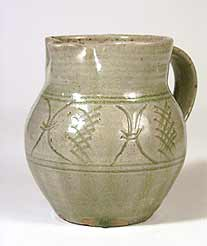 Green Mommens jug