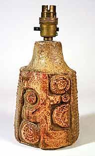 Rooke lamp base
