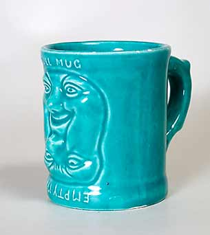 Devonmoor two-faced mug