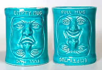 Devonmoor two-faced mug (faces)