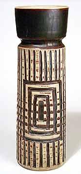 Large Purbeck vase