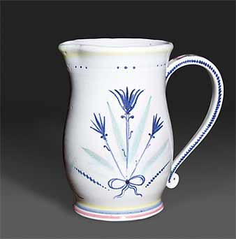Wally Cole jug