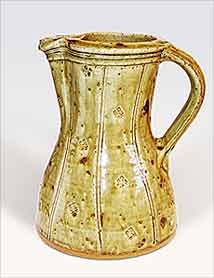 Waisted jug by Phil Rogers